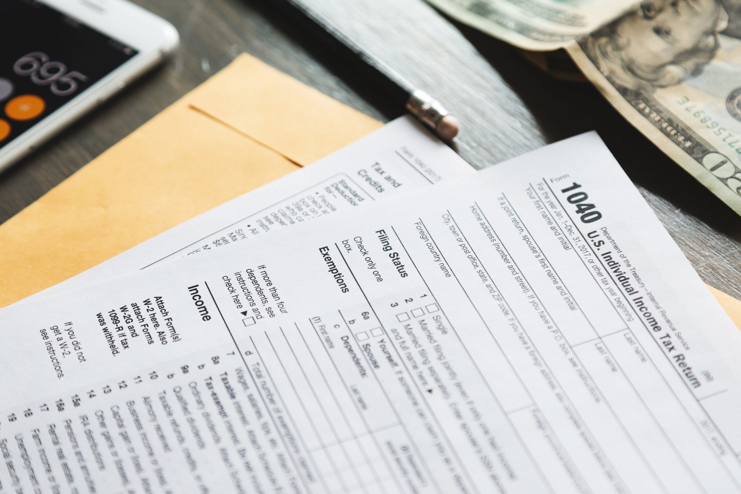 2020 Tax Season Things to Consider
